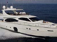 2006 Ferretti Yachts 780