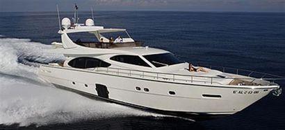 2006 78' 9'' Ferretti Yachts-780 Mallorca, ES