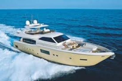 2010 84' Ferretti Yachts-Altura 840 Muğla, TR
