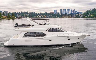 2000 57' Bayliner-5788 Motor Yacht Seattle, WA, US