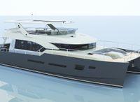 2021 Motor Yacht Power Catamaran H70