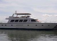 1992 Custom 75ft. Flybridge Motor Yacht