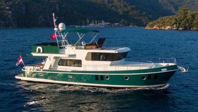 2022 52' 6'' Custom-Trawler MUGLA, TR