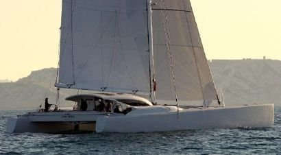 2009 72' 2'' Custom-Velum 72 Fast Cruising Cat Port Napoleon, FR