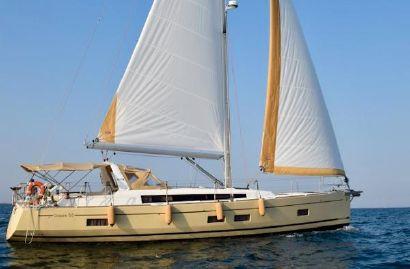 2014 55' 9'' Beneteau-Oceanis 55 Constsnta, RO