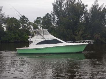 1999 56' Ocean Yachts-Super Sport Stuart, FL, US