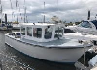 1975 Workboat Hackecke 28