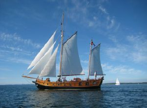 1935 One Off Classic Ketch