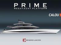 2022 Prime Megayacht Platform CALOU