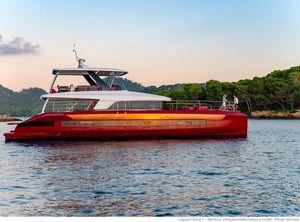 2021 Lagoon Sixty7 New