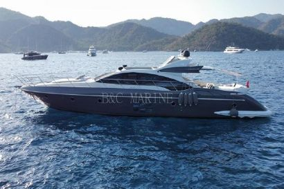 2007 68' Azimut-68S Other, TR