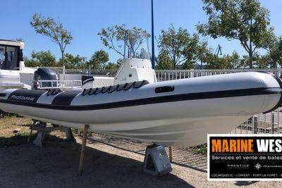 2018 Pro Marine manta 610