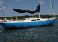 1974 Marieholm Folkboat 26