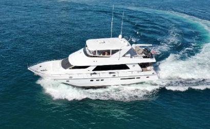 2004 68' Hargrave-Motoryacht Fort Lauderdale, FL, US