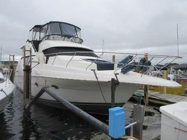 2003 47' 8'' Silverton-453 Motor Yacht Onekama, MI, US