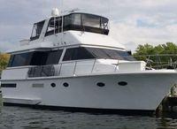 1989 Viking 55 Widebody Motor Yacht
