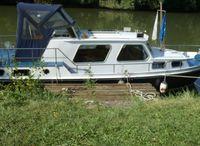 1990 Dutch Steel Motor Cruiser 35 Foot