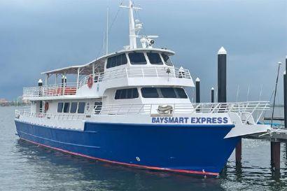 1978 100' Swiftships-100 Passenger Vessel Galveston, TX, US