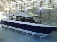 2019 Custom Seacat 16 Metre Aluminium Catamaran