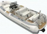 2021 Williams Jet Tenders Dieseljet 445