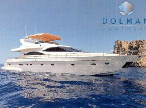 2001 Astondoa 72