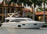 2015 Ferretti Yachts 690