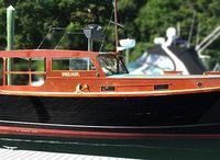 1934 Classic Cruiser Hemingway's Pilar Replica