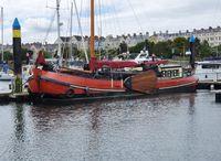 1898 Classic Dutch Sailing Barge