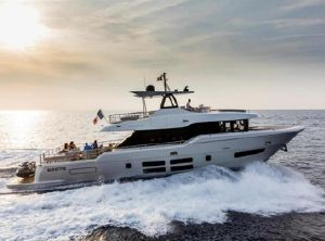 2016 Canados Oceanic 76 GT Fast Expedition