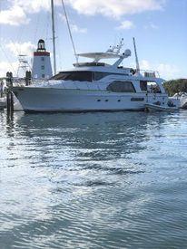 2005 72' Queenship-72 Rayburn Queenship CPMY Sarasota, FL, US