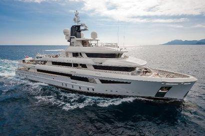 2013 163' 3'' Cosmo Explorer-Expedition Yacht Rijeka, HR