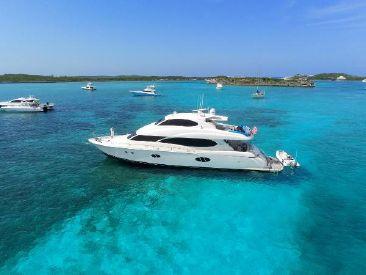 2009 84' Lazzara Yachts-Motor Yacht Miami, FL, US