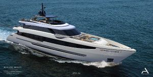 2021 138' Benetti Sail Division-BWA 42 US