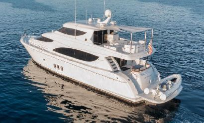 2006 80' Hatteras-80 Motor Yacht Fort Lauderdale, FL, US