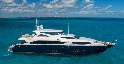 2009 111' Sunseeker-Motor Yacht Flybridge Aventura, FL, US