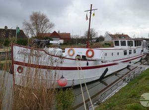 1927 Luxe-Motor custom built Houseboat