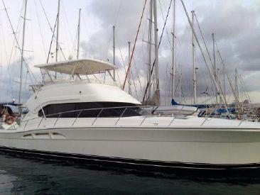 2004 54' 8'' Riviera-51 Arrecife, ES