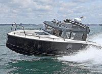 2020 XO Boats 270 Front Cabin Inboard