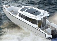 2020 XO Boats 260 CABIN