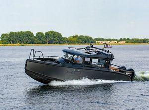 2020 XO Boats 270 Cabin OB