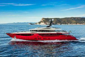2016 164' 1'' Mondomarine-50 Aegean sea, TR