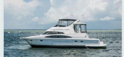 2002 44' Carver-444 Cockpit Motor Yacht Saint Augustine, FL, US