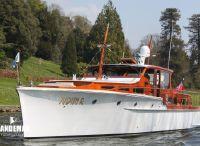 1935 Custom Hacker Robinson Commuter Yacht