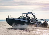 2020 XO Boats 260 DSCVR T-Top