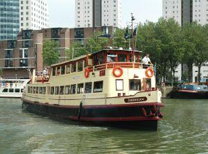 1927 Salonboot ombouw woonschip woonboot