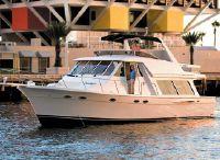 2006 Meridian 490 Pilothouse