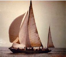 1954 65' 7'' MATTHIESEN/PAULSEN/ARNIS/SCHLEI A HAMBOURG-UNIQUE south Mediterranean, 34, FR