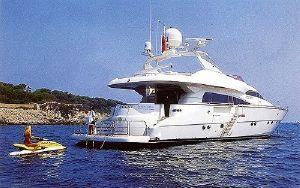 1997 86' 9'' Mochi-Mega 25 BARCELONA, ES