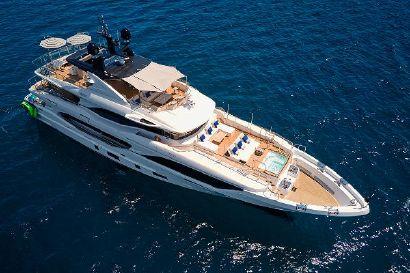 2018 115' 10'' Benetti-Mediterraneo 116' SPLIT, HR