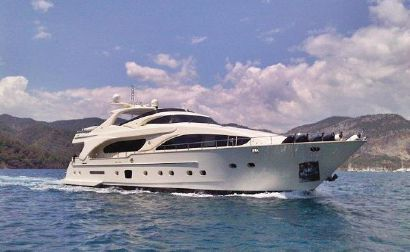 2009 109' 7'' Ince-110 Bodrum, TR